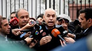 Mientras siguen las tomas, Rodríguez Larreta volvió a defender la reforma educativa