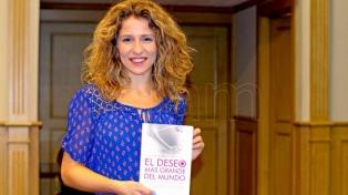 """Luciana Mantero: """"La gran pregunta es cómo hacemos para conciliar los tiempos culturales y los biológicos"""""""