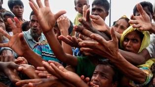 El Ejército reconoce el crimen de 10 rohingyas