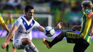 Vélez derrotó a Aldosivi en Sarandí