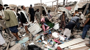 El 80% de los yemeníes necesita ayuda o protección por la guerra, según la ONU