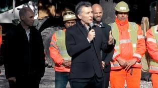 """Macri: """"Está comenzando a crecer la confianza entre nosotros"""""""