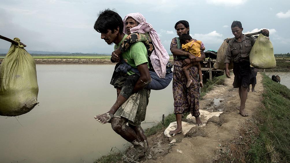 La minoría musulmana rohingya presenta una demanda en los tribunales argentinos