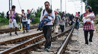 El número de migrantes en el mundo aumentó un 49 por ciento en lo que va de siglo