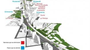 Arrancan las obras del viaducto Mitre, que eliminará ocho barreras y beneficiará a más de 200.000 personas