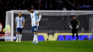 Argentina clasificaría a Rusia, aún con una derrota en Ecuador