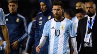 Messi y Acuña los más destacados en el empate ante Venezuela