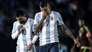 Argentina dejó muchas dudas, empató con Venezuela y desaprovechó una chance más