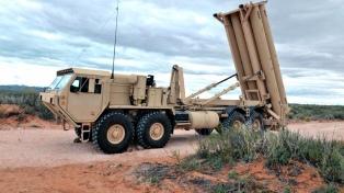 EEUU completará este jueves la instalación del escudo antimisiles Thaad en Seúl