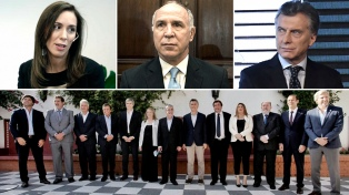 Cinco provincias ya rechazaron ante la Corte Suprema la demanda de Vidal por el Fondo del Conurbano
