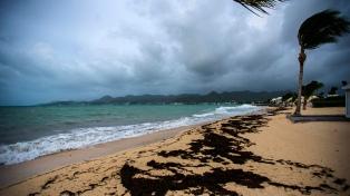 El huracán Irma dejó cinco muertos en islas Vírgenes británicas y en Anguila