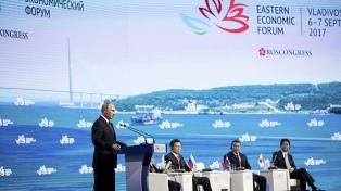 Abe insistió ante Putin que sus países firmen el tratado de paz pendiente desde la Segunda Guerra Mundial