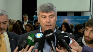 """""""Escuchamos a los argentinos el 11 de agosto"""", aseguró el ex ministro Buryaile"""