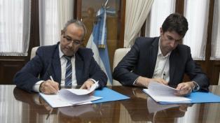 El Sedronar suscribió acuerdos con Renaper y la Secretaría de Niñez para trabajar un abordaje integral de las adicciones