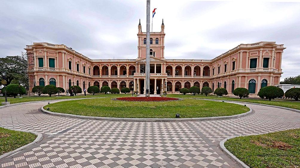 Palacio de los López, Paraguay