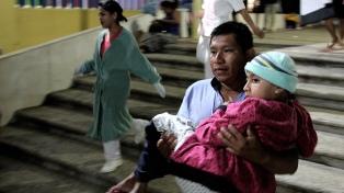 Argentina expresó solidaridad y ofreció ayuda humanitaria a México