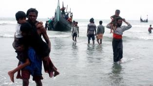 La Unión Europea y China pidieron el fin de la violencia contra los rohingyas