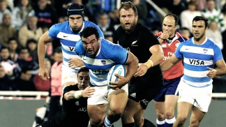 Los Pumas perdieron 36 a 10 con los All Blacks