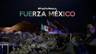 Las redes sociales reflejaron el terremoto que azotó México