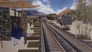 Llegaron miles de metros de rieles y durmientes para la reactivación del tren a La Quiaca