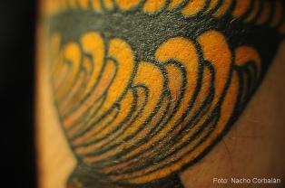 Comienza la exposición de tatuajes más importante del país