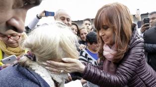 """Cristina Kirchner: """"Los fiscales y los jueces pueden firmar cualquier cosa que le manden desde la Casa Rosada"""""""