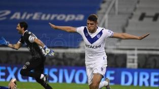 Vélez le ganó, de local, a Atlético Tucumán