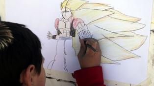 Una propuesta itinerante que invita a conocer el mundo de la historieta en todo el país