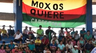 La construcción de una carretera en un santuario indígena divide a los bolivianos
