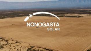 Desisten de la demanda judicial que paralizó las obras del Parque Solar Nonogasta