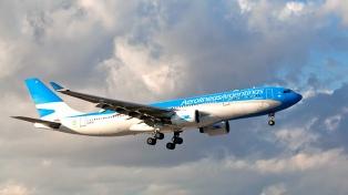 Aerolíneas Argentinas anunció otro récord de transporte de pasajeros
