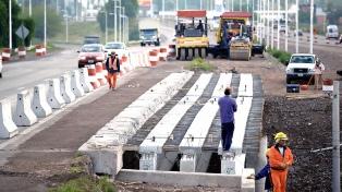 Las inversiones en obras viales superan los $ 1.000 millones