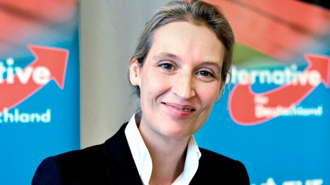 Alice weidel, AfD