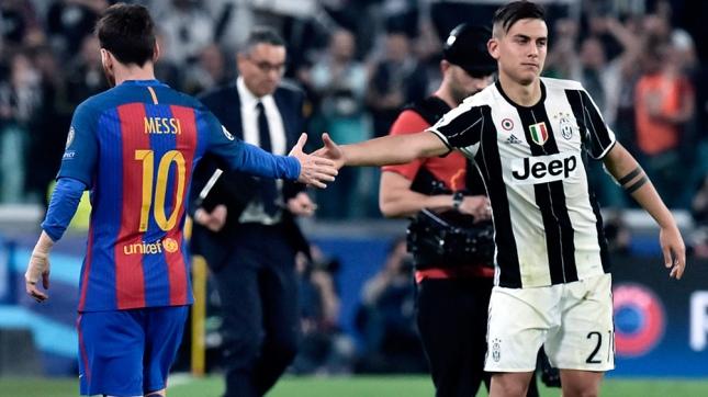 Barcelona con dos goles de messi venci a juventus en el - Los italianos barcelona ...