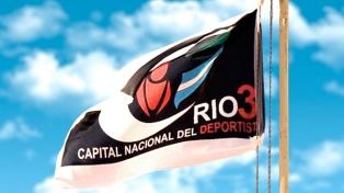 """Promulgan la ley que declara a Río Tercero """"Capital Nacional del Deportista"""""""