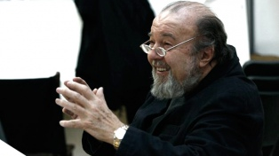 Murió Peter Hall, ex director del Teatro de Londres