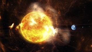 Una tormenta solar provocó distorsiones en la señal GPS
