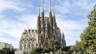 Detuvieron a un francés que quiso entrar armado a la Sagrada Familia, en Barcelona