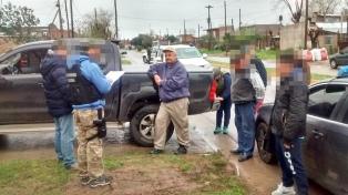 """Detuvieron a otro integrante de la banda narco de Itatí y creen que era la """"conexión bonaerense"""""""