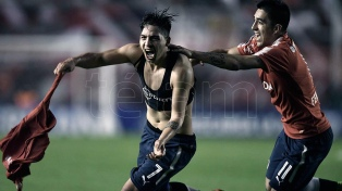 En un vibrante partido, Independiente logró el pase a cuartos de final