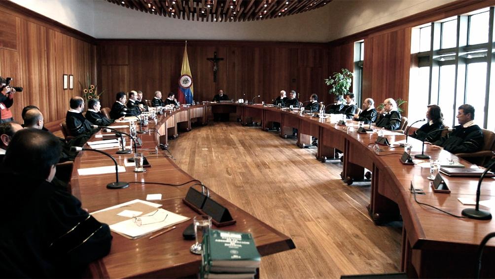 Corte Suprema de Colombia