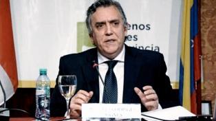 """""""Entre Ríos no va a resignar recursos"""", dijo el fiscal de la provincia"""