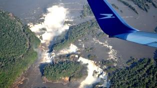 Misiones contará con 16 nuevas rutas aéreas y 11 de ellas llegarán a Puerto Iguazú