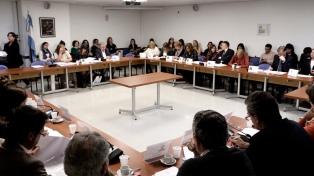 Avanza en Diputados el proyecto de actualización de la Ley de la Cruz Roja Argentina