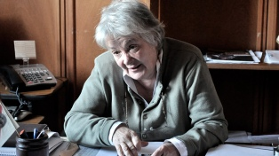 Lucía Topolansky se convirtió en la primera mujer en ser vicepresidenta