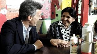 Margarita Barrientos pide controles para que haya stock de alimentos