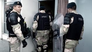 Maldonado: declararon otros cuatro gendarmes ante el juez, en Esquel
