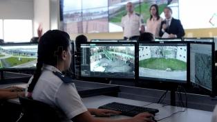 Vidal habilitó el Centro Integral de Monitoreo penitenciario