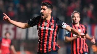 San Lorenzo se adelantó ante Lanús por la Libertadores