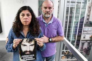 La CIDH citará al gobierno y a la familia Maldonado a una reunión en Montevideo